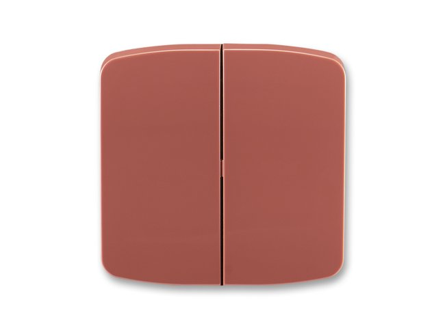 T- kryt č.5 vresová červená  3558A-A652R2
