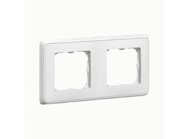Cariva biela rámček 2 773652