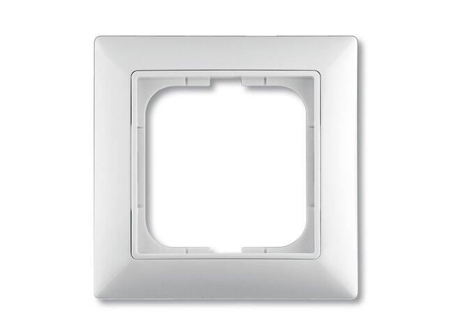 Basic55- rámček 1 biely 1725-0-1479