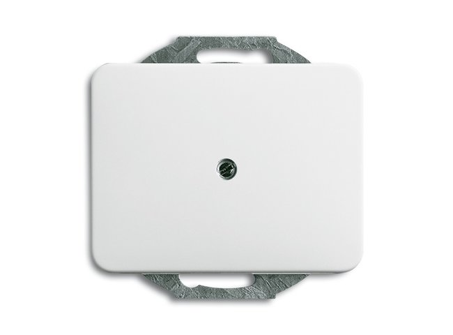 Alpha exclusive- kryt zaslepovací 2CKA001753A7412 alabastrová