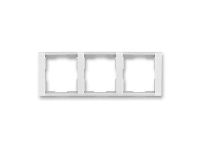 Time-rámček-3 vodorovný 3901F-A00130 01 biela/ľadová biela