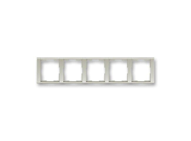 Time-rámček-5 vodorovný 3901F-A00150 32 starostrieborná