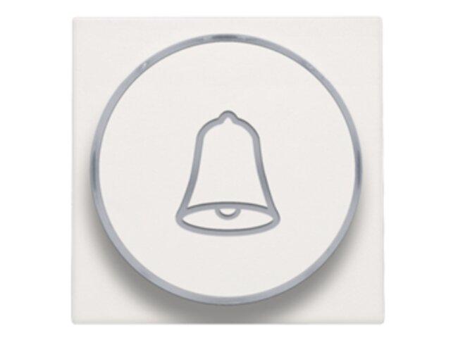 Niko kryt tlačidlo 6A zvonček WHITE 101-64007