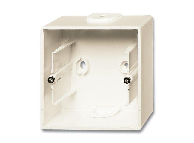 Basic55- krabica n.o.biela 1799-0-0974 jednonásobná
