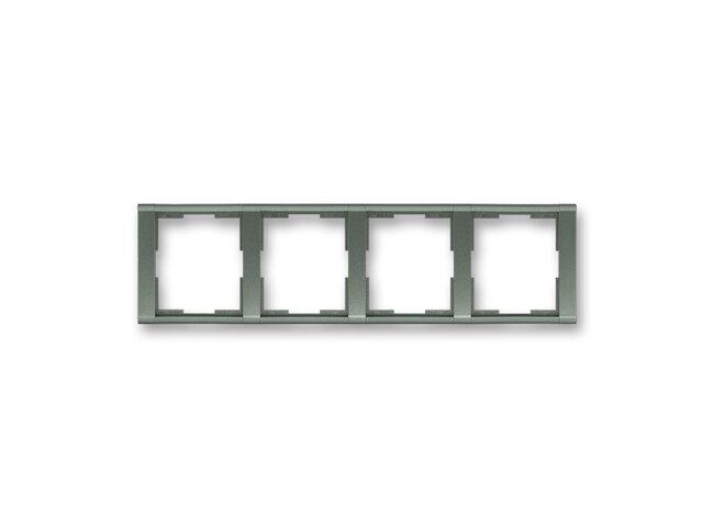 Time-rámček-4 vodorovný 3901F-A00140 34 antracite