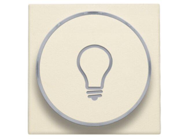 Niko kryt tlačidlo 6A svetlo CREAM 100-64008