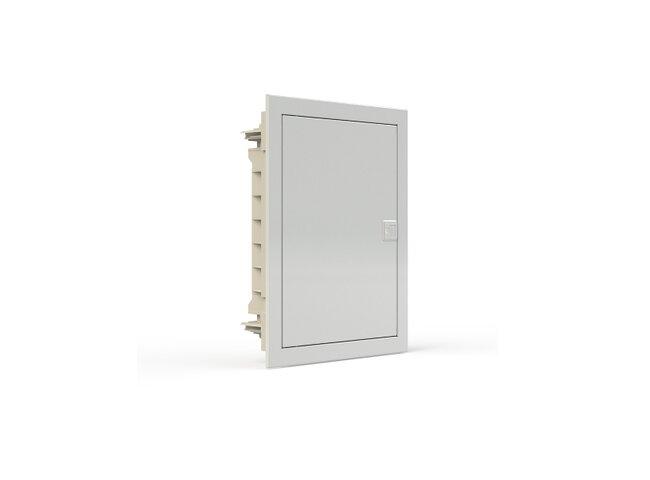Skrinka  28M p.o. IP40 PMF 24 biele oceľové dvere Noark 107102