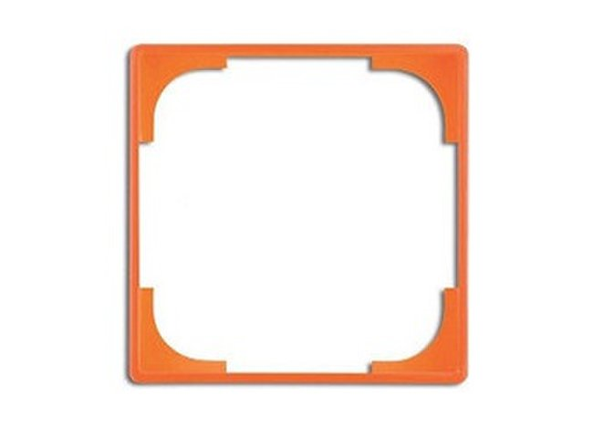 Basic55- medzirámček dekoratívny 1726-0-0225 oranžová