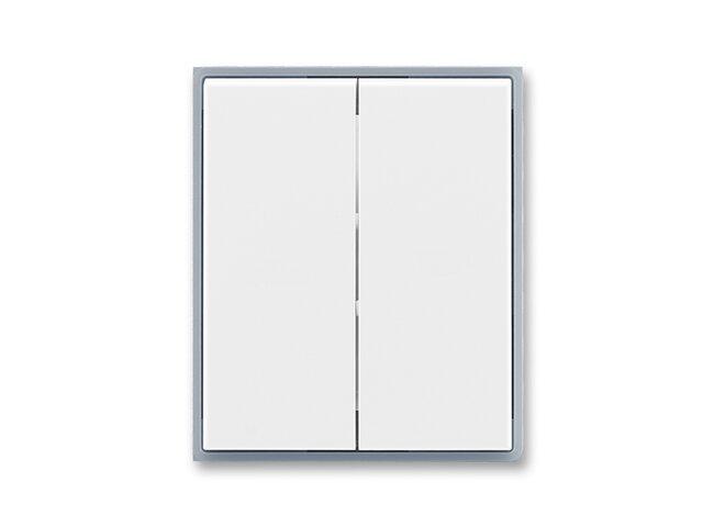 Element-kryt 5 3558E-A00652 04 biela/ľadová šedá
