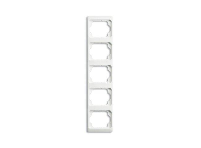 Alpha exclusive- rámček 5 zvislý 2CKA001754A4158 alabastrová