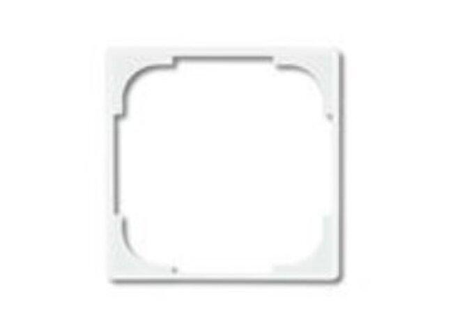 Basic55- medzirámček dekoratívny 1726-0-0218 biela