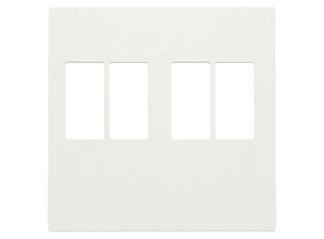 Niko kryt 2xREPRO (stereo) WHITE 101-69701