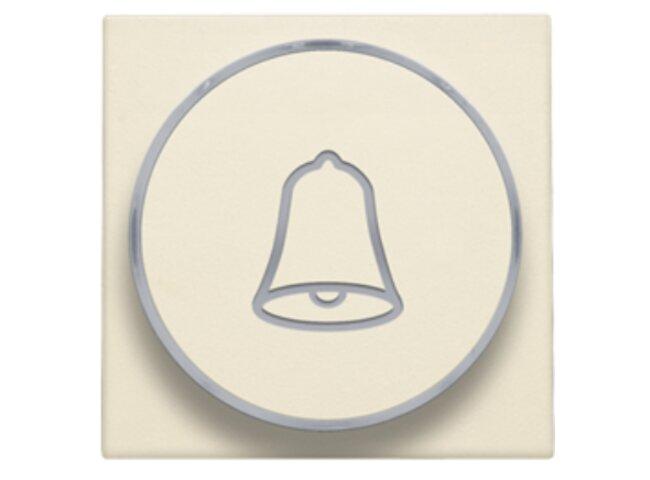 Niko kryt tlačidlo 6A zvonček CREAM 100-64007