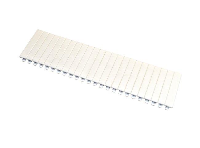 Záslepka rozvádzačová 12 modul biela ADS 12 W