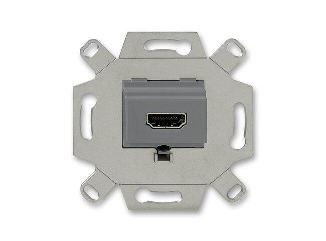 ABB- zásuvka komunikačná priama HDMI, 2CKA000230A0432 typ:0261/33-500