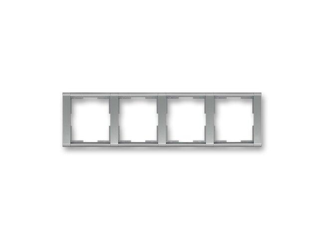 Time-rámček-4 vodorovný 3901F-A00140 36  oceľová