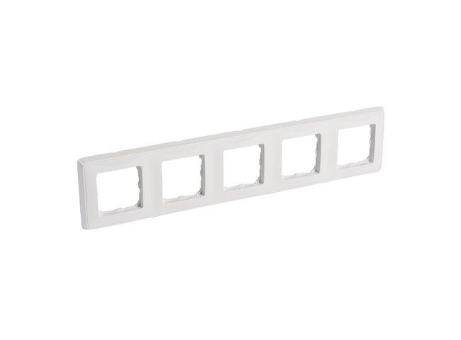 Cariva biela rámček 5 773655