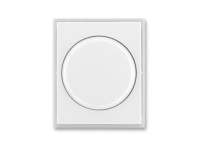 Time-kryt stmievača otočný 3294E-A00123 01 biela/ľadová biela