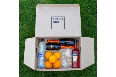 Aperol Spritz box