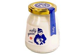 Jogurt Malý gazda bez éčiek biely 200g