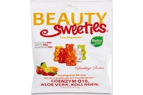 Beauty sweeties ovocné želé medvedíky 125g