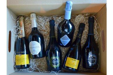 Prosecco Wine Box