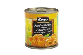 Mandarínky lúpané 312g  4-6