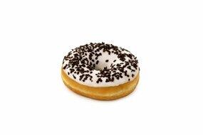 Vanilkový donut