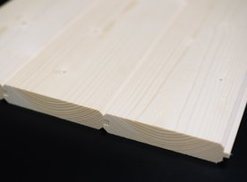 Stenový profil smrek 28x146x4000 mm AB