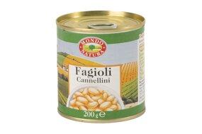 Fazuľa Fagioli cannellini sterilizovaná 200 g