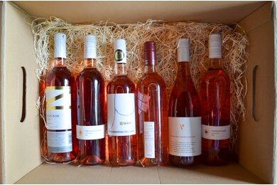 Wine box Slovenské suché