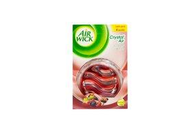 Osviežovač vzduchu Air Wick Crystal Air Lesné plody 6,5 g
