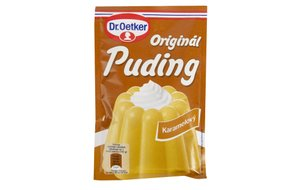 Dr. Oetker Puding karamelový 40 g