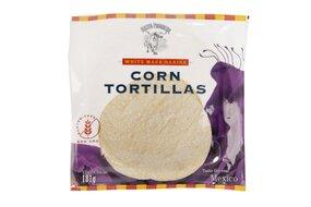 Tortilly kukuričné malé (12ks /bal.)