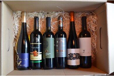 Wine box Slovenské rizlingy