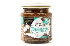 Tapenáda z olív, kapár a sardiniek CITRES 200 g