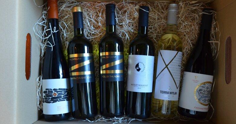 Wine box Slovenské Aromatické suché