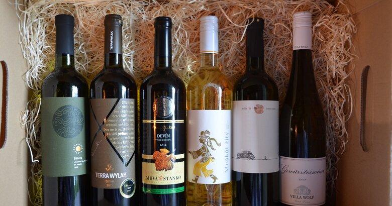 Wine box Aromatické polosuché