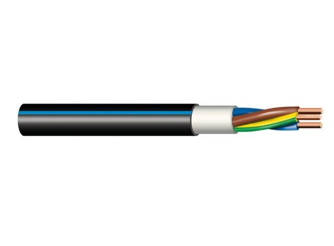 Kábel CYKY-J 3x1,5 mm2 Instal plus Qaddy