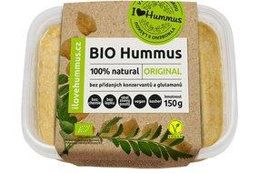 BIO Hummus originál 150 g