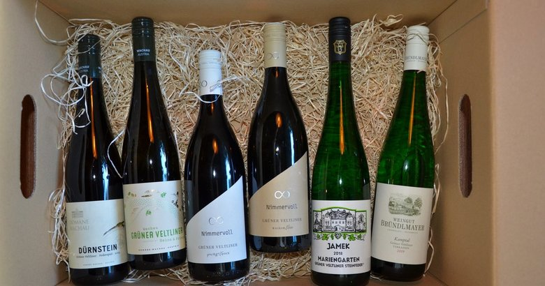 Wine box Svetové Veltlíny