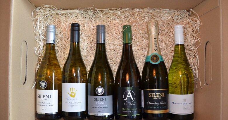 Wine box Svetové Sauvignony