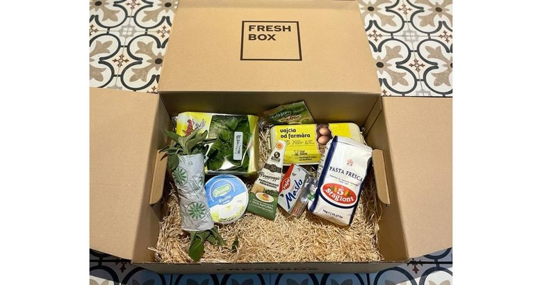 Ravioli box by Andrea Ena