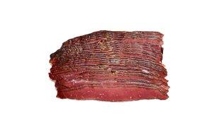 Hovädzia šunka Pastrami cca 300 g