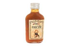 Omáčka FaKýr (s údenou Jolokiou) 100 ml