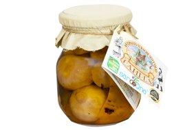 Grilovaná Sardínska zelenina v oleji 280 g 181-1