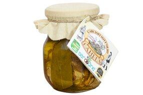 Sardínske artičoky v oleji s bylinkami 520 g 216-2