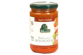 Omáčka s hovädzím mäsom (Ragú alla Bolognese) 300 g 215-4