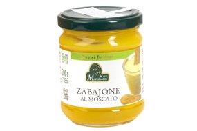 Sladký vaječný krém (Zabajone Al Moscato) 200 g 216-3