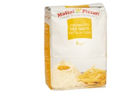 Zmes múky na cestoviny z mäkkej pšeničnej múky a krupice z tvrdej pšenice 1 kg 209-5
